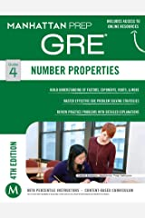 GRE Number Properties (Manhattan Prep GRE Strategy Guides Book 4) Kindle Edition