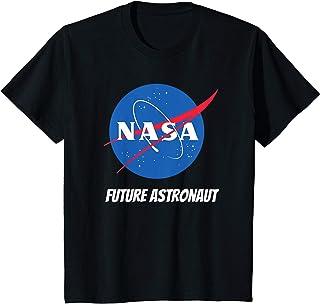 Enfant Astronaute du futur de la NASA T-Shirt