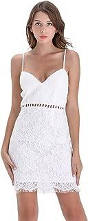 Best lace bodycon mini dress Reviews