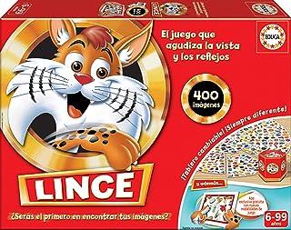Educa- Lince Edición Familia con App, Multicolor, 400 Imá