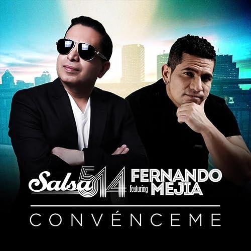 Convénceme (feat. Fernando Mejia)