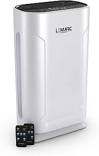 Purificador de aire LEMARC USA WA888G Filtro de grado médico HEPA-13, monitor de calidad del aire i-Sense para habitacione...