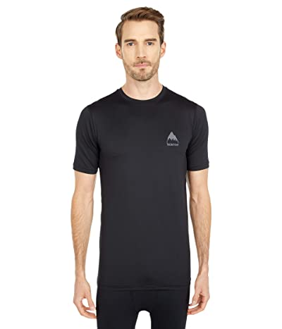 Burton Lightweight X Base Layer T-Shirt (True Black) Men