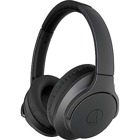 Audio Technica Ath Anc700btbk Noise Cancelling Funkkopfhörer Grau Musikinstrumente