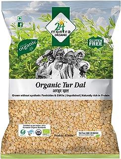 24 Mantra Organic Tur Dal, 1kg