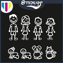 /Todos los Modelos de Macbook Negro 11-13 Stick-up Adhesivo Mickey y Minnie/ /Ordenador port/átil Adhesivo/