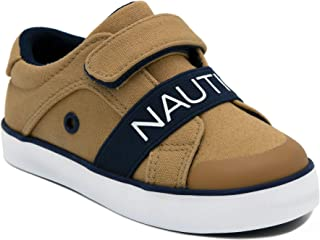 Nautica Outhaul Toddler Sneakers Adjustable Straps Athletic Fashion Shoes (Toddler/Little Kid)