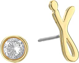 Kate Spade New York - One In A Million J Stud Set Earrings