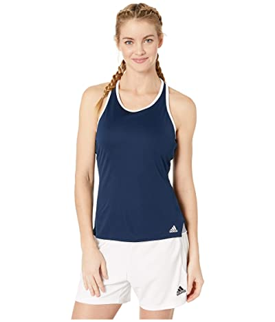 adidas Club Tank (Collegiate Navy) Women
