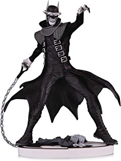 DC Collectibles Batman Black & White: The Batman Who Laughs by Greg Capullo 2ND Edition Statue