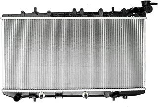 CCIYU AC A/C Condenser+Radiator Fit for 1991-1993 Nissan NX 1991-1994 Nissan Sentra 4322 1152