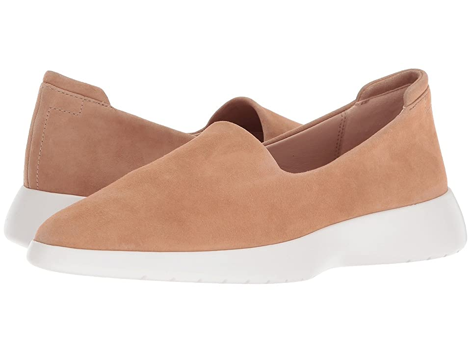 Taryn Rose Darla (Beige Stretch Suede) Women