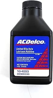 Genuine GM Fluid 88900330 Limited Slip Axle Lubricant Additive - 4 oz.