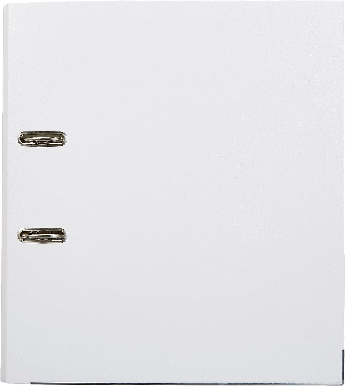 Herlitz 5480306Nbsp;Lever Arch File A4Nbsp;8Nbsp;cm Weiß Sales Cheap