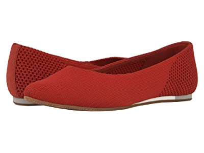 SoftWalk SAVA x SoftWalk Lea Knit (Cherry Red) Women
