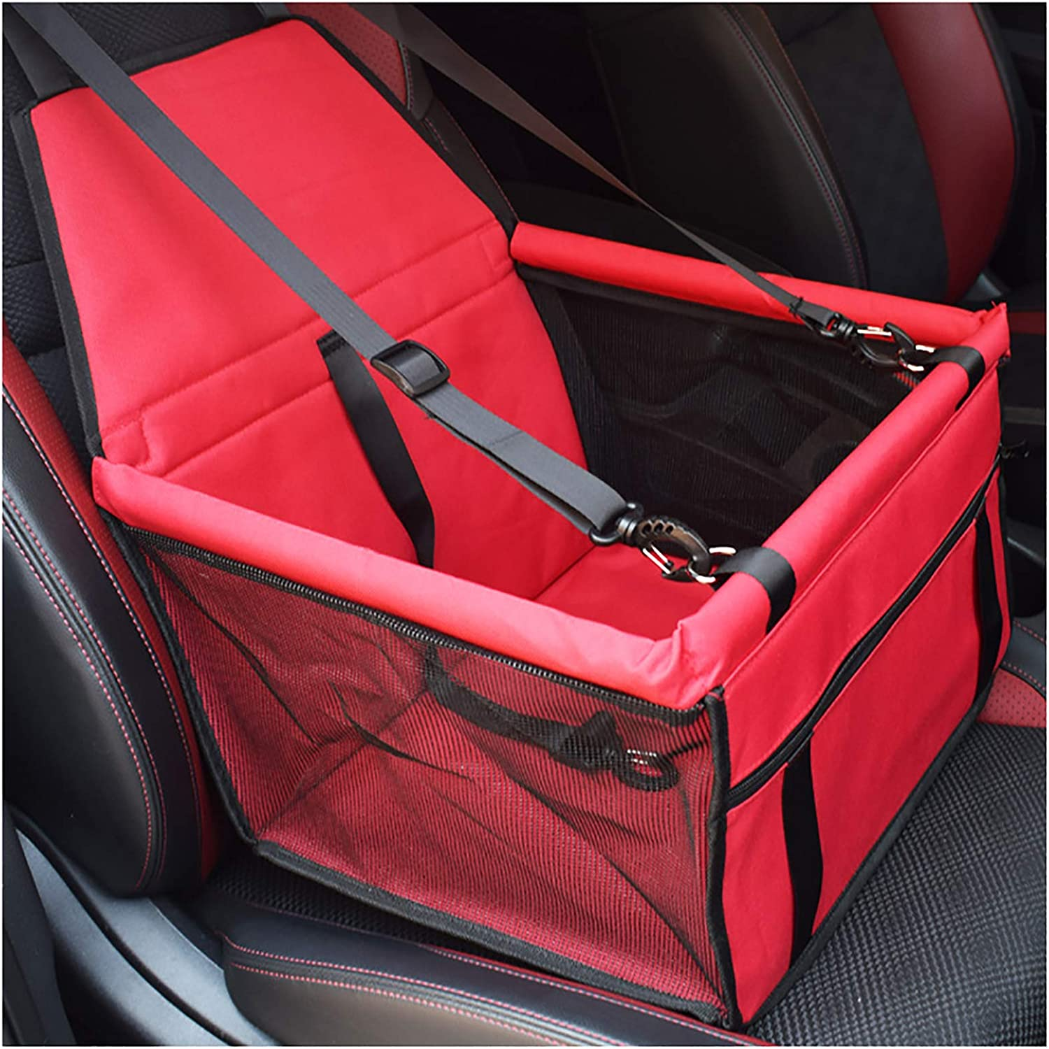 YYQQ Pet Car New cheap life Booster Seat for Waterpro Dogs Small Foldable Cats