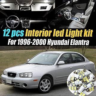 Best interior light kit hyundai elantra Reviews