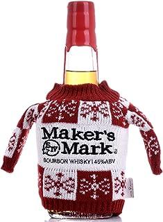 """Maker""""s Mark Kentucky Straight Bourbon Whisky 45% Volume 0,7l mit Maker""""s Mark Pullover Whisky"""