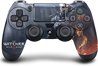 Dreamcontroller - PS4 Dual Shock Wireless Controller with Custom Skin Designs   Ergonomic Anti Slip Grips for Serious Gamers & Esports Competitors   Professionally Tested & Certified in The USA