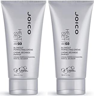 Joico Heat Set Blowout Perfecting Crème, 2 ct.