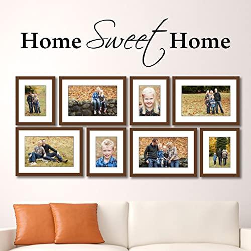 Home Sweet Home Wall StickerLiving Room Wall StickersHome Wall Decal