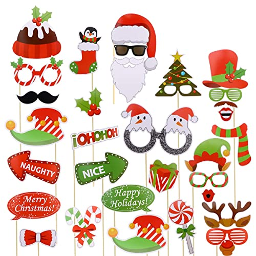 Analytical Christmas Decoration Glasses Children Christmas Gifts Holiday Supplies Paper Led Party Creative Glasses Elegant Appearance Men's Eyewear Frames