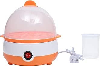 HSR 1 Litre Plastic Electric Egg Boiler, 7 Egg, White