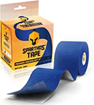 Sparthos Kinesiology Tape - Incredible Support for Athletic Sports and Recovery - Free Kinesiology Taping Guide! - Uncut 2...