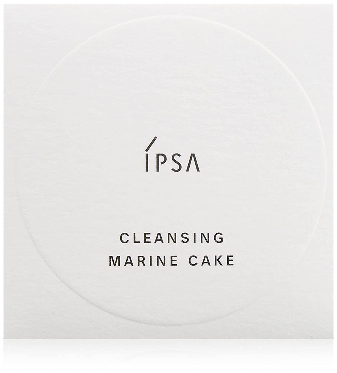 休日応答削減イプサ(IPSA) クレンジング マリンケイク