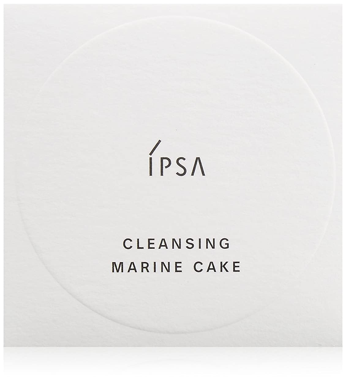 序文メンター想像力イプサ(IPSA) クレンジング マリンケイク