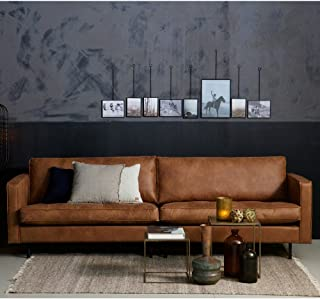 Braune Ledercouch Modernes Haus Ideen