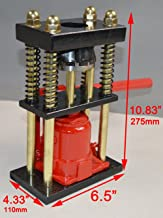 H10-8 Manual Benchtop Hydraulic Jack Air Hose Crimper 1//2 Inch to 3//4 Inch