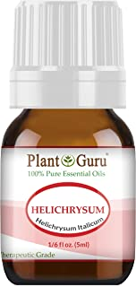 Helichrysum Italicum (French Immortelle) Essential Oil 5 ml 100% Pure Undiluted Therapeutic Grade.