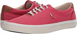 Polo Sport Red Washed Twill