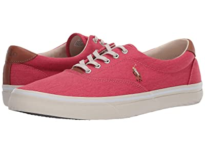 Polo Ralph Lauren Thornton (Polo Sport Red Washed Twill) Men