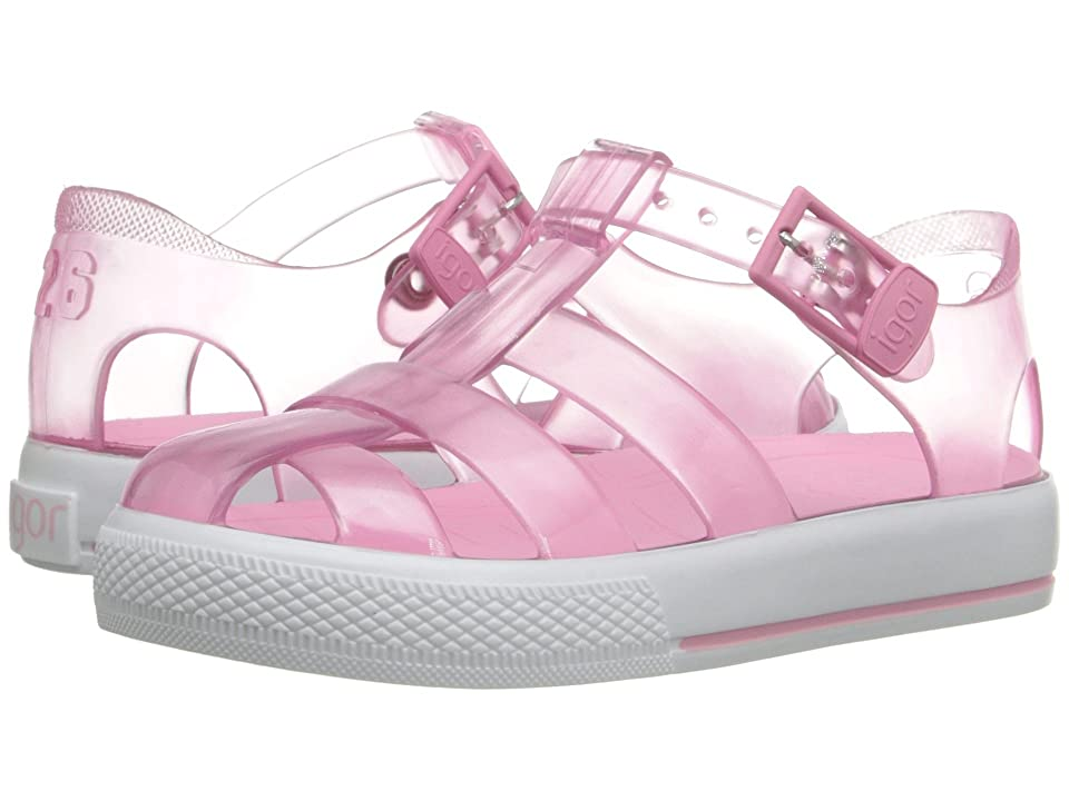 Igor Tenis (Toddler/Little Kid) (Crystal Light Pink) Girl
