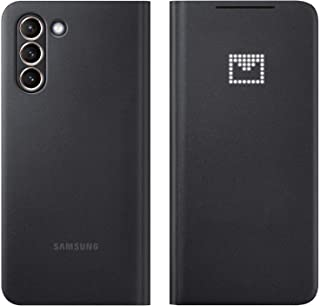 Samsung LED View Cover for G996B Samsung Galaxy S21+ Black