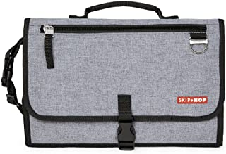 Skip Hop Grab & Go 202206 Mini Cambiador Pronto Signature Heather, color Gris