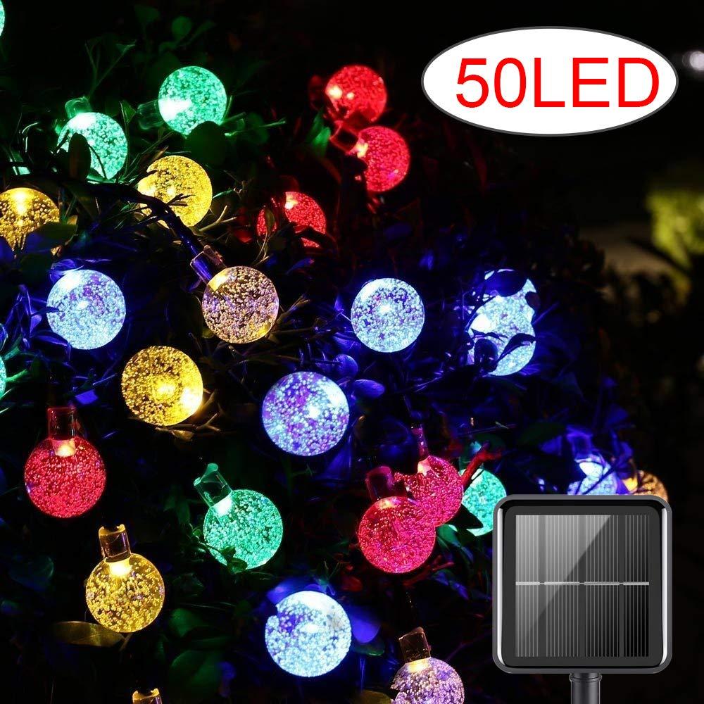 Bripower Garden Solar Lights 50 Led 24f Buy Online In Cambodia At Desertcart