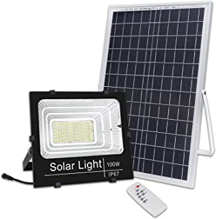 Best flood light with solar panel Reviews
