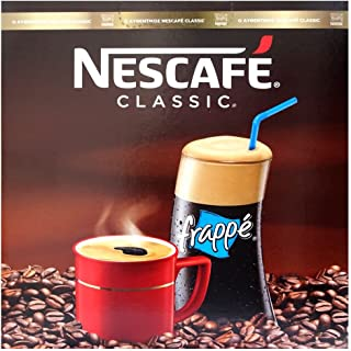 NESCAFÉ Classic Instant Coffee Greek Frape 2,75 kg (5 x 550g)