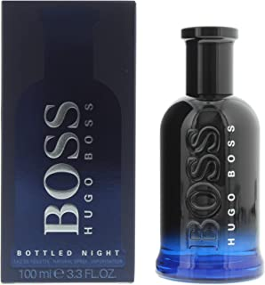 Boss Bottled Night by Hugo Boss for Men - Eau de Toilette, 100ml