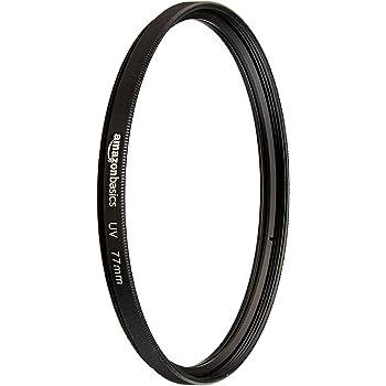 AmazonBasics UV Protection Camera Lens Filter - 77mm
