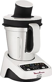 comprar comparacion Moulinex HF404113 Robot de Cocina multifunción, Capacidad de 3 l, Interfaz intuitivo con 5 programas automáticos, 5 Acceso...