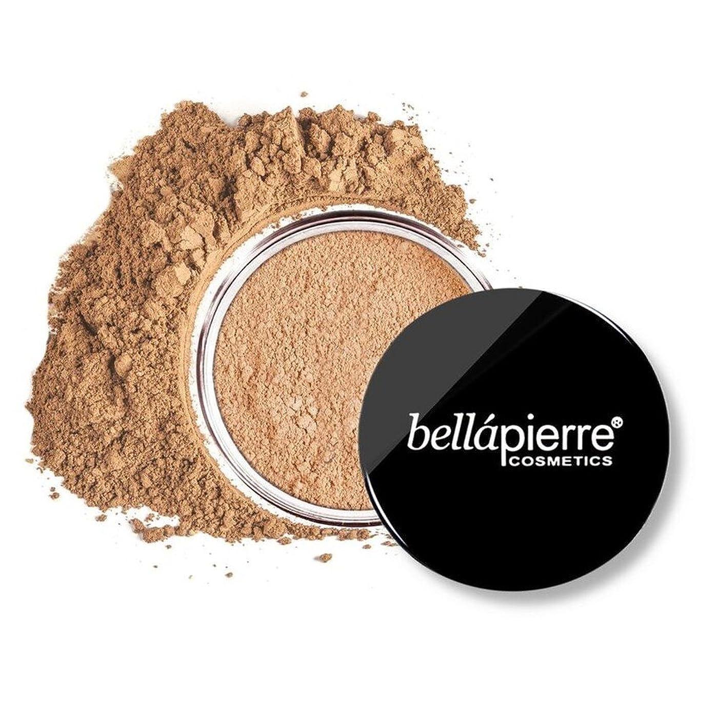 協力する耐えるBellapierre Cosmetics Mineral Foundation SPF 15 - # Latte 9g/0.32oz並行輸入品