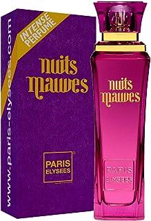NUITS MAUVES Perfume para mujer Paris Elysees 100 ml