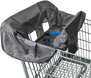 Babies R Us Shopping Cart & High Chair Cover - Grey