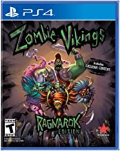 Zombie Vikings PlayStation 4 by Rising Star Games