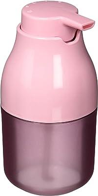 オカ PLYS base (プリス ベイス) ディスペンサー ウィル 泡タイプ 容量約250ml (ピンク)