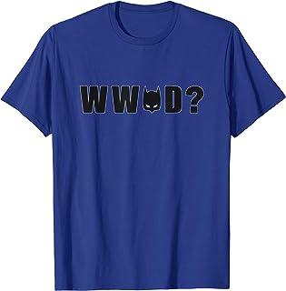 Batman WWBD Mask T-Shirt